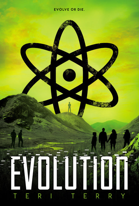 Evolution: Book III in the Dark Matter Trilogy book cover