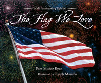 The Flag We Love book cover