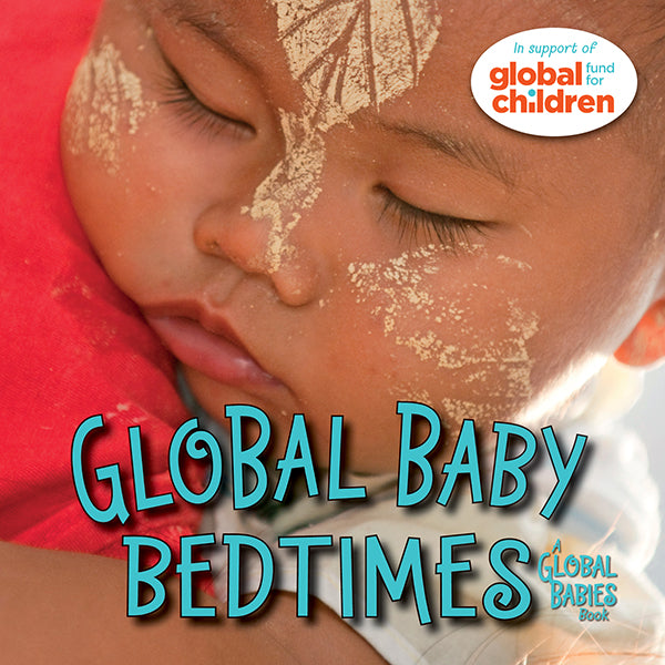 Global Baby Bedtimes book cover