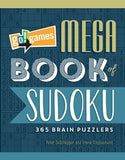 Go Games Mega Book of Sudoku