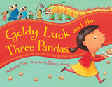 Goldy and the Three Pandas