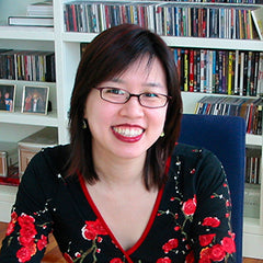 Grace Lin, author and illustrator