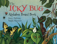 Products The Icky Bug Alphabet Board Book cover