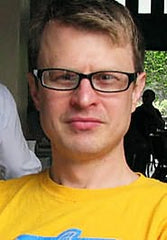 Author/Illustrator Jef Czekaj