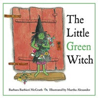 Little Green Witch