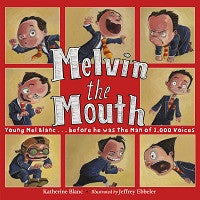 Melvin the Mouth book cover