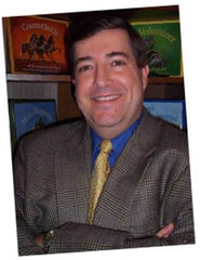 Author Michael Shoulders