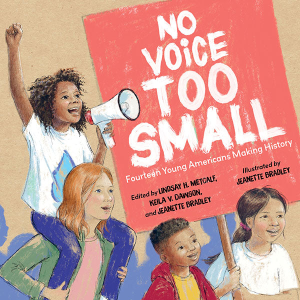 No Voice Too Small book cover