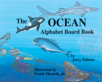 Ocean Alphabet Board Book
