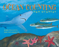 Ocean Counting book cover
