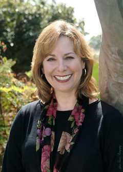Author Pam Munoz Ryan