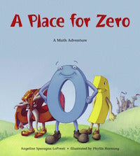 A Place for Zero book cover