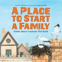 A Place to Start a Family  book cover image