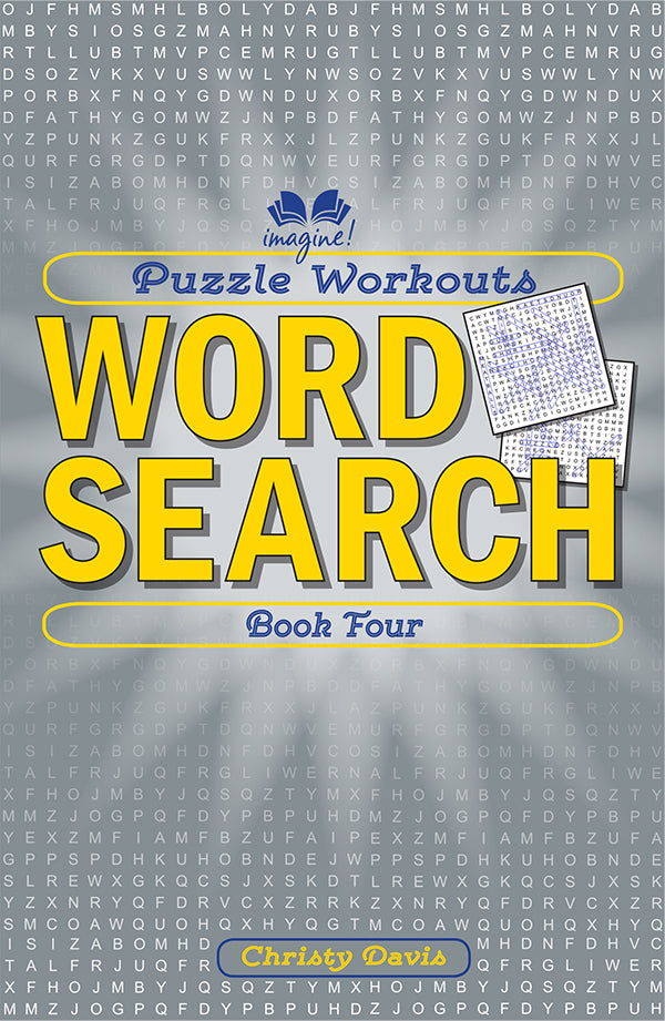 Puzzle Workouts Word Search Book Four