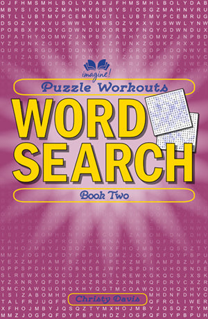 Puzzle Workouts: Word Search (Book Two) book cover