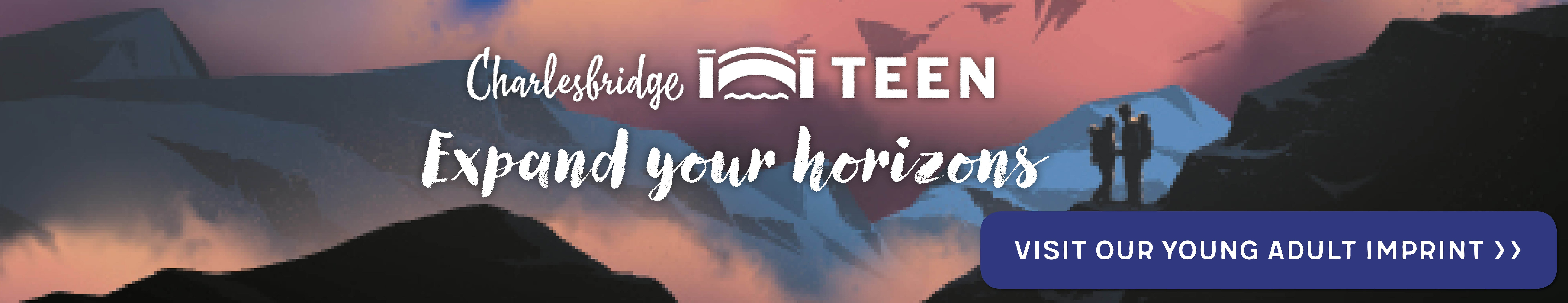 CharlesbridgeTEEN: Expand Your Horizons. See our Young Adult Imprint