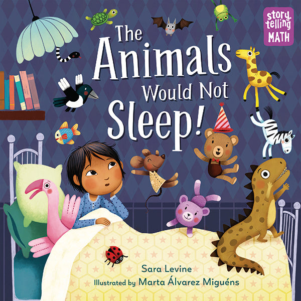 The Animals Would Not Sleep! cover image