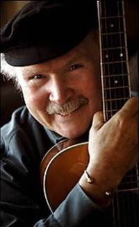 Author Tom Paxton