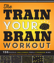 The Train Your Brain Workout book cover