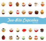 Two-Bite Cupcakes