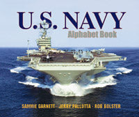 US Navy Alphabet Book