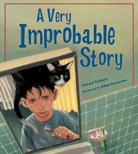 A Very Improbable Story book cover