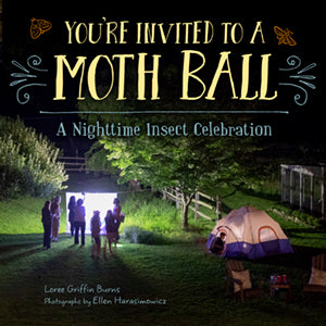 You're Invited to a Moth Ball book cover