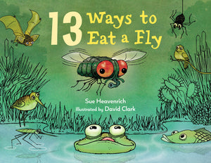 13 Ways to Eat a Fly book cover image