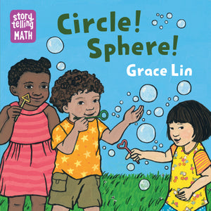Circle! Sphere! book cover