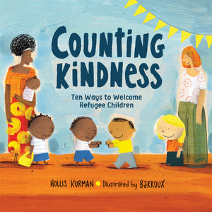Counting Kindness: Ten Ways to Help Refugee Children book cover