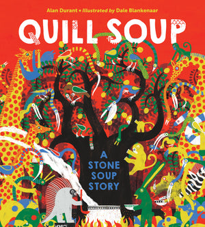 Quill Soup book cover