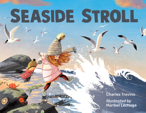 Seaside Stroll book cover