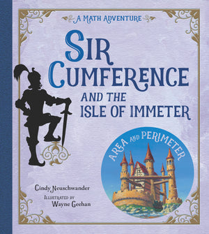 Sir Cumference and the Isle of Immeter book cover