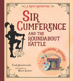 Sir Cumference and the Roundabout Battle book cover