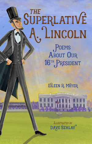 The Superlative A. Lincoln cover image