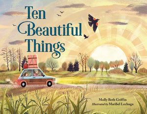 Ten Beautiful Things book cover image