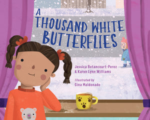 A Thousand White Butterflies book cover