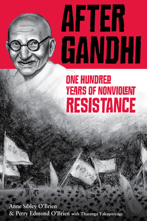 After Gandhi book cover image