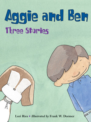 Aggie and Ben book cover image