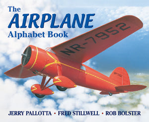 The Airplane Alphabet Book cover image