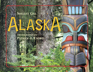 Alaska book cover image