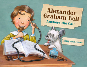 Alexander Graham Bell Answers the Call book cover image