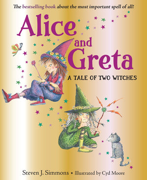 Alice and Greta book cover image