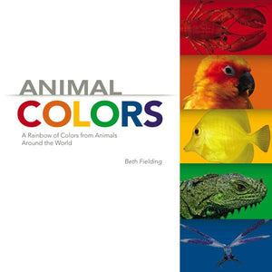 Animal Colors book cover