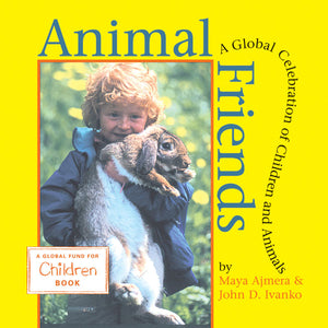 Animal Friends book cover image