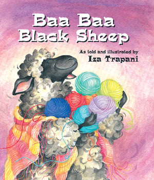 Baa Baa Black Sheep book cover