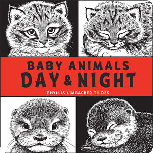 Baby Animals Day & Night book cover