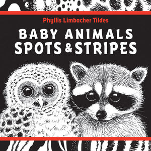 Baby Animals Spots & Stripes book cover