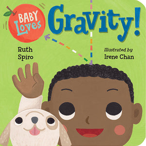 Baby Loves Gravity! book cover