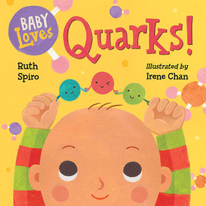 Baby Loves Quarks! book cover